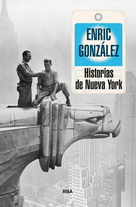 Historias de NY libro
