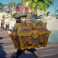 El equipo de Sea of Thieves ha organizado una gran búsqueda del tesoro a un joven fan para divertirse durante el confinamiento