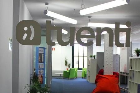 Espacios para trabajar: las nuevas oficinas de Tuenti en Madrid