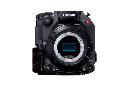 Cámara profesional para cine canon c300 mark iii