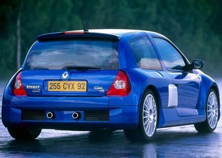 Renault Clio V6 Renault Sport 2003 1024 11