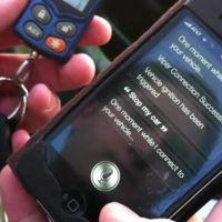 Imagen de la semana: Siri, ve arrancando el coche