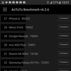 Foto 2 de 16 de la galería benchmarks-samsung-galaxy-j5-2016 en Xataka Android