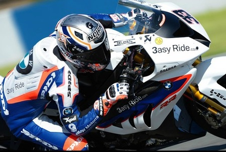 Superbikes Europa 2012: doblete para BMW y primera victoria en el Mundial de SBK