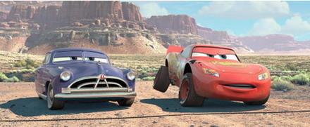 'Cars', otra joya de Pixar