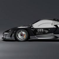 Siete exclusivos McLaren vestidos por Lanzante para conmemorar la legendaria victoria en Le Mans del F1 GTR