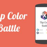Tap Color Battle, exprimiendo tus reflejos solo o acompañado desde el mismo dispositivo