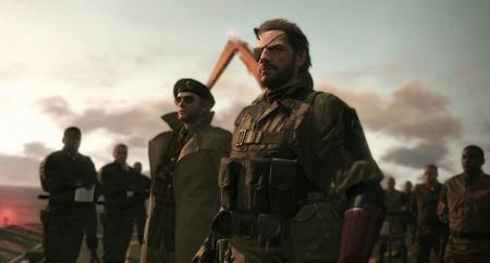 Nuestros compañeros pueden morir en Metal Gear Solid V