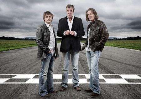 Los mejores vídeos de Top Gear