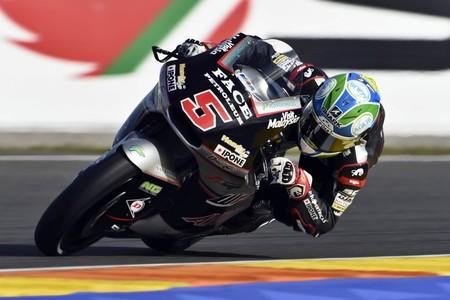 Johann Zarco Gp Valencia Moto2 2016