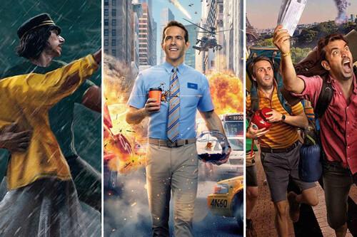Estrenos de cine: el 'Free Guy' de Ryan Reynolds y la 'Annette' de Leos Carax, dispuestos a desengrasar una taquilla estancada