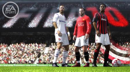 'FIFA 10' en imágenes [E3 2009]