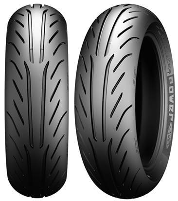 Michelin Power Pure SC Radial, neumático bigoma para los scooter más potentes