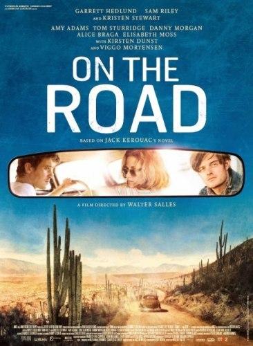 El póster de En El Camino (On the Road)