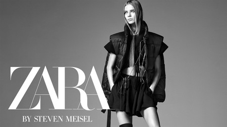 Nivelazo en la nueva campaña de Zara primavera 2017, con fotografía de Steven Meisel
