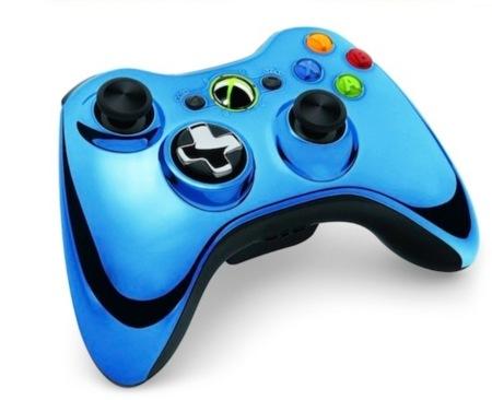 Xbox 360 Chrome controller