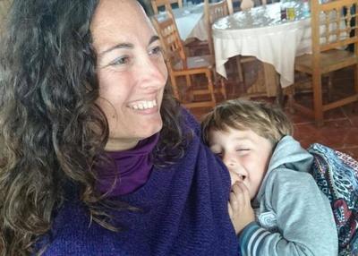 Mamás blogueras: nos visita Carmen, del blog La Gallina Pintadita