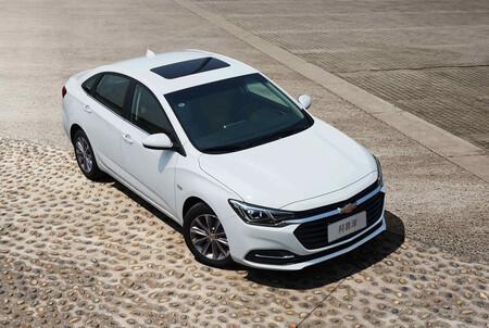 Chevrolet Cavalier 2022 Precio Mexico 3b