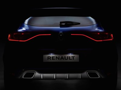 Save the manuals! El próximo Renault Mégane RS mantendrá vivo el cambio manual