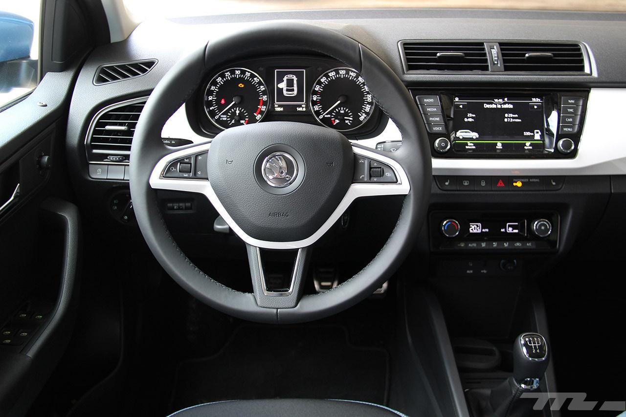 Foto de Škoda Fabia Combi (24/29)