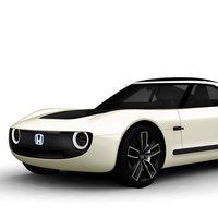 El Honda Sports EV Concept es un pequeño deportivo biplaza y completamente eléctrico
