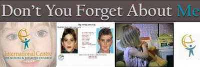 Canal de YouTube para buscar a los niños desaparecidos, Don't You Forget About Me