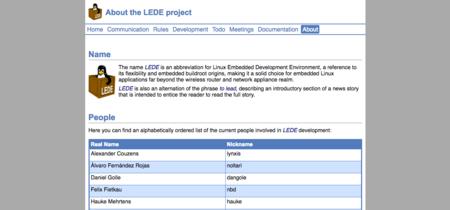 Así es LEDE, el firmware para routers que revive a OpenWRT