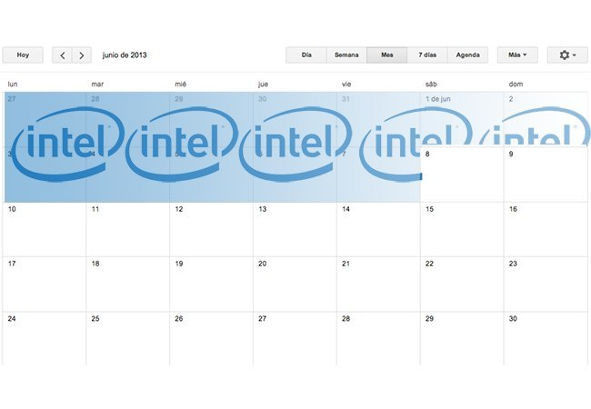 Calendario Intel Haswell