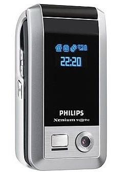 Philips Xenium NRG, más de un mes de autonomía