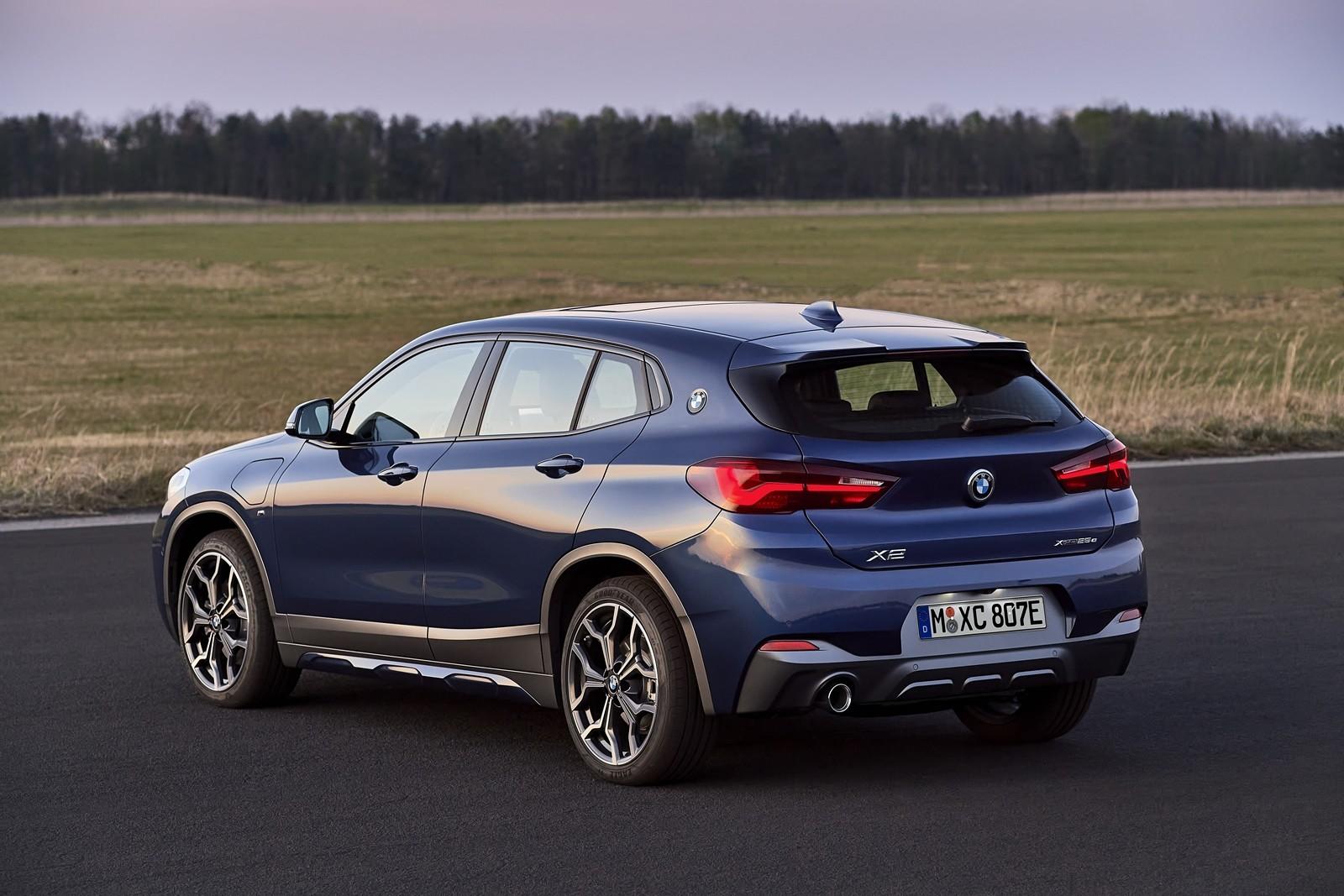 Foto de BMW X2 xDrive25e 2021 (41/53)
