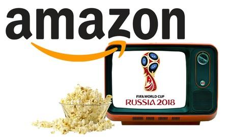 El Mundial se juega en Amazon: 13 ofertas en televisores, proyectores y equipos de sonido