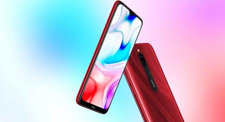 Xiaomi Redmi 8: la gama de entrada de Xiaomi presume de batería de 5.000 mAh