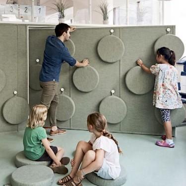 Nuevas inspiraciones: Siete proyectos de interiorismo y mobiliario infantil