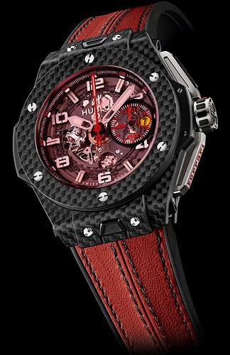 Foto de Relojes Hublot Ferrari 2013 (1/8)