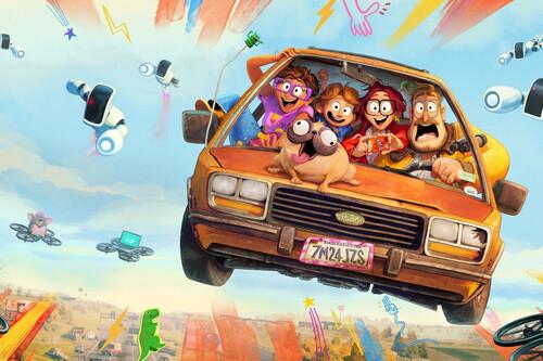 'Los Mitchell contra las máquinas' es una maravilla: la película de Netflix desborda diversión, emoción y encanto