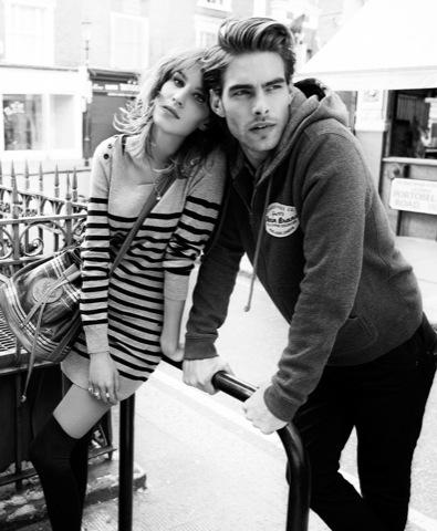 Foto de Pepe Jeans con Alexa Chung y Jon Kortajarena, campaña Otoño-Invierno 2010/2011 (16/20)