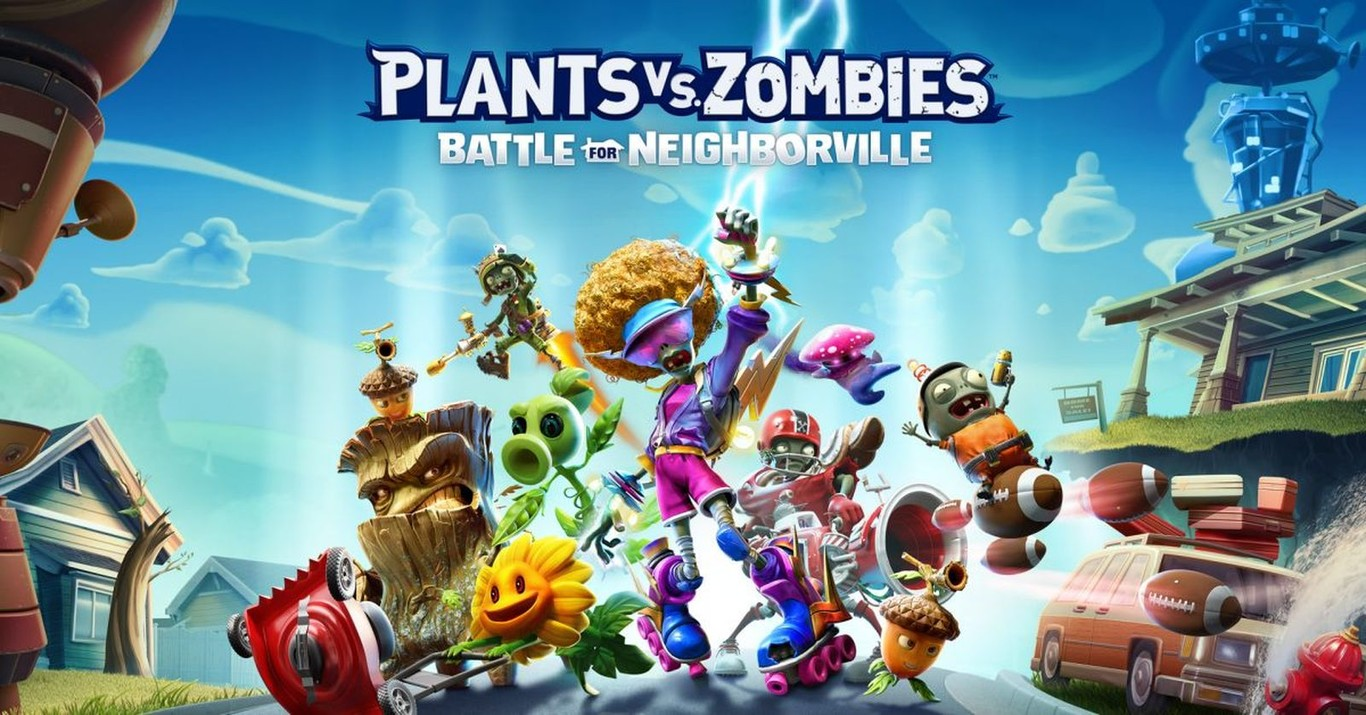 Plants vs. Zombies: Battle for Neighborville, análisis: review con ...