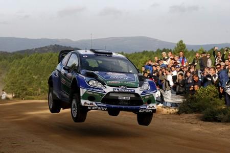 Rally de Cerdeña 2012