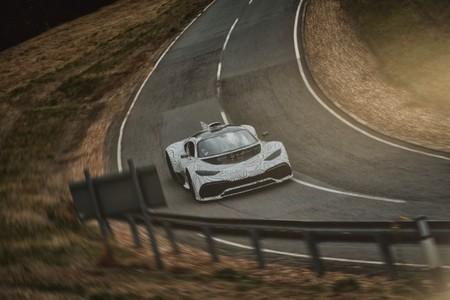 El Mercedes-AMG Project ONE estará entre nosotros en el 2021