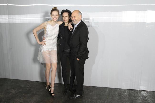 Foto de Las modelos de Chanel de fiesta (4/26)