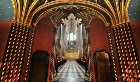 Westminster Abbey Choir Screen