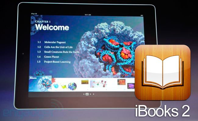 Apple iBooks 2