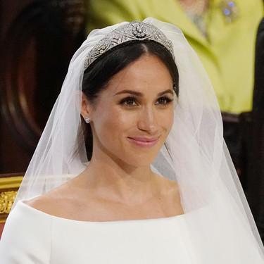 Boda del príncipe Harry y Meghan Markle: piel natural y pecas, las claves del maquillaje de Meghan Markle