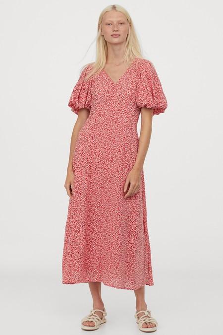 Vestido Floral Ss 2020 10