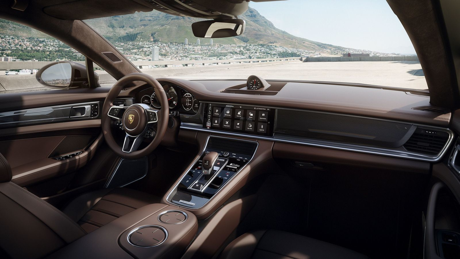 Foto de Porsche Panamera Sport Turismo (20/21)