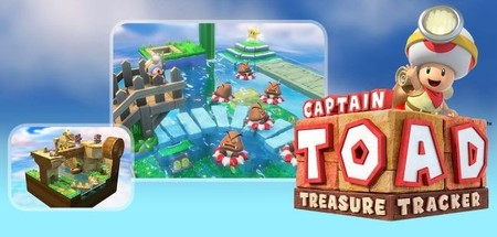 Captain Toad: Treasure Tracker: primeras impresiones