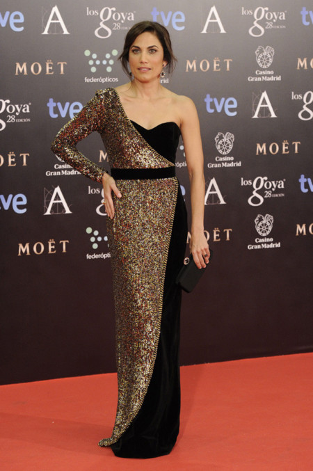 Toni Acosta Premios Goya 2014