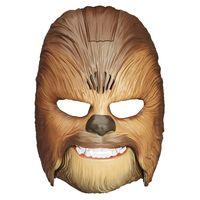 """La máscara electrónica de Chewbacca del vídeo viral """"mamá Chewbacca"""" está a la venta por 22,84 euros en Amazon"""