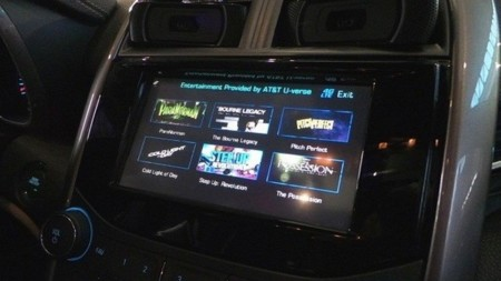 General Motors connected Car