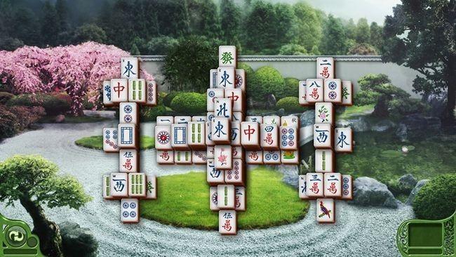 Microsoft Mahjong (Windows 8)